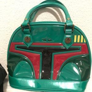 Longefly Boba Fett mini purse